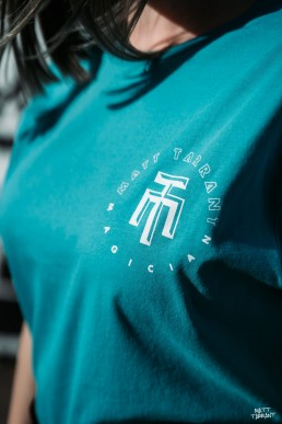 MT - Shirt Teal