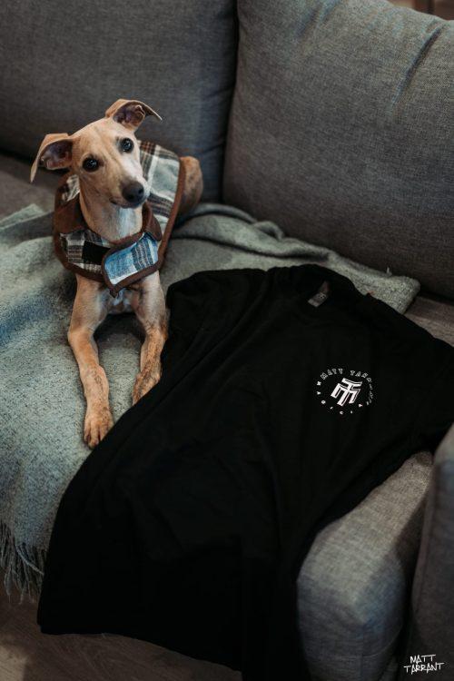 MT - Shirt Black
