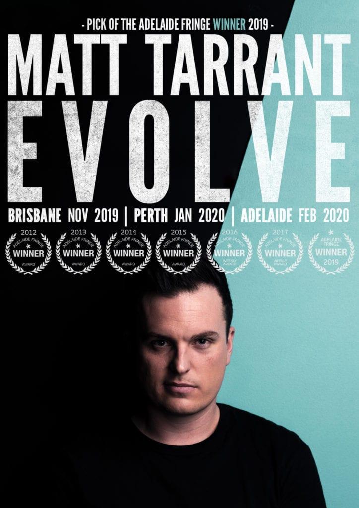 Matt Tarrant // EVOLVE