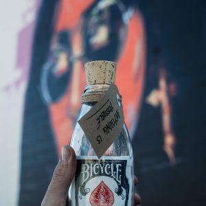 MT Impossible Bottle - Signed Deck In Sealed Bottle