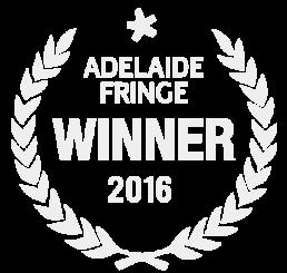 Adelaide Fringe Award 2016